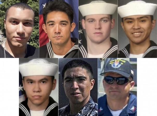 USS Fitzgerald Crew, WaPo